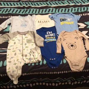 Other - 6 piece 3 month lot